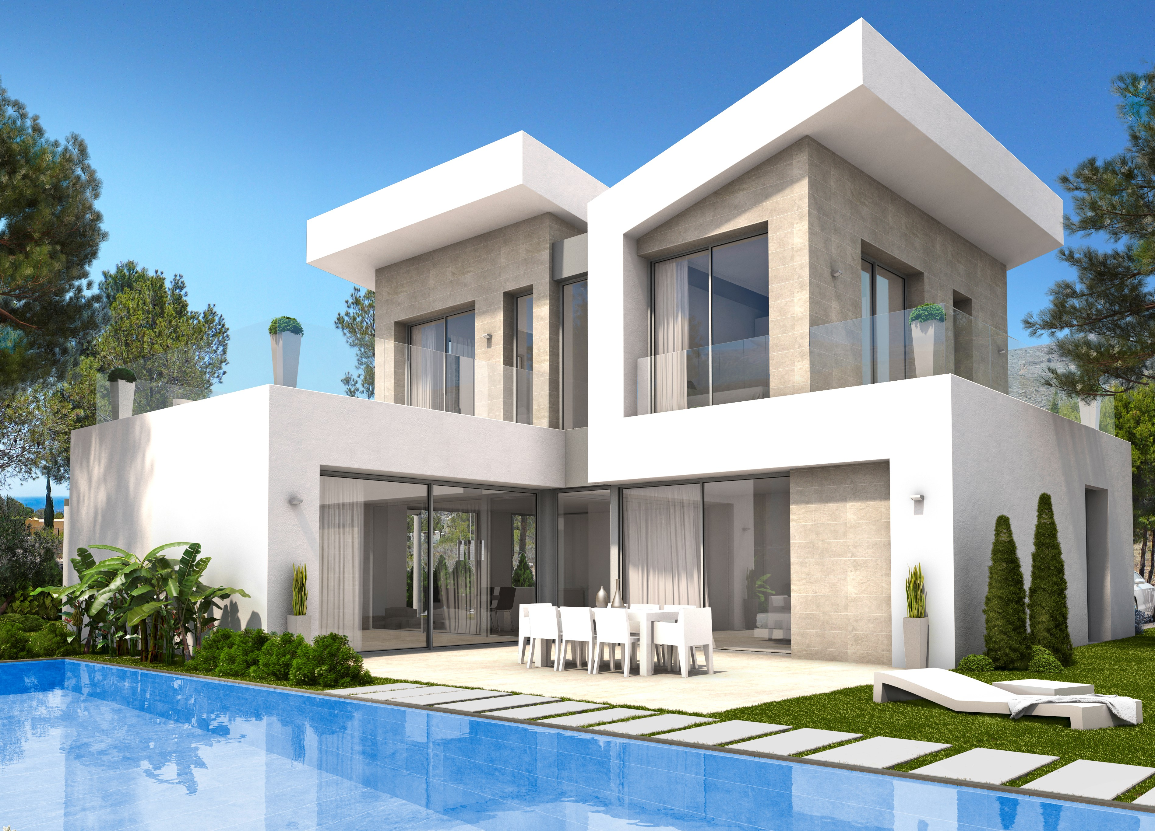 VILLA IN FINESTRAT/ALICANTE