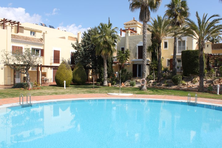 Semi-Detached Villa in La Manga Club Resort