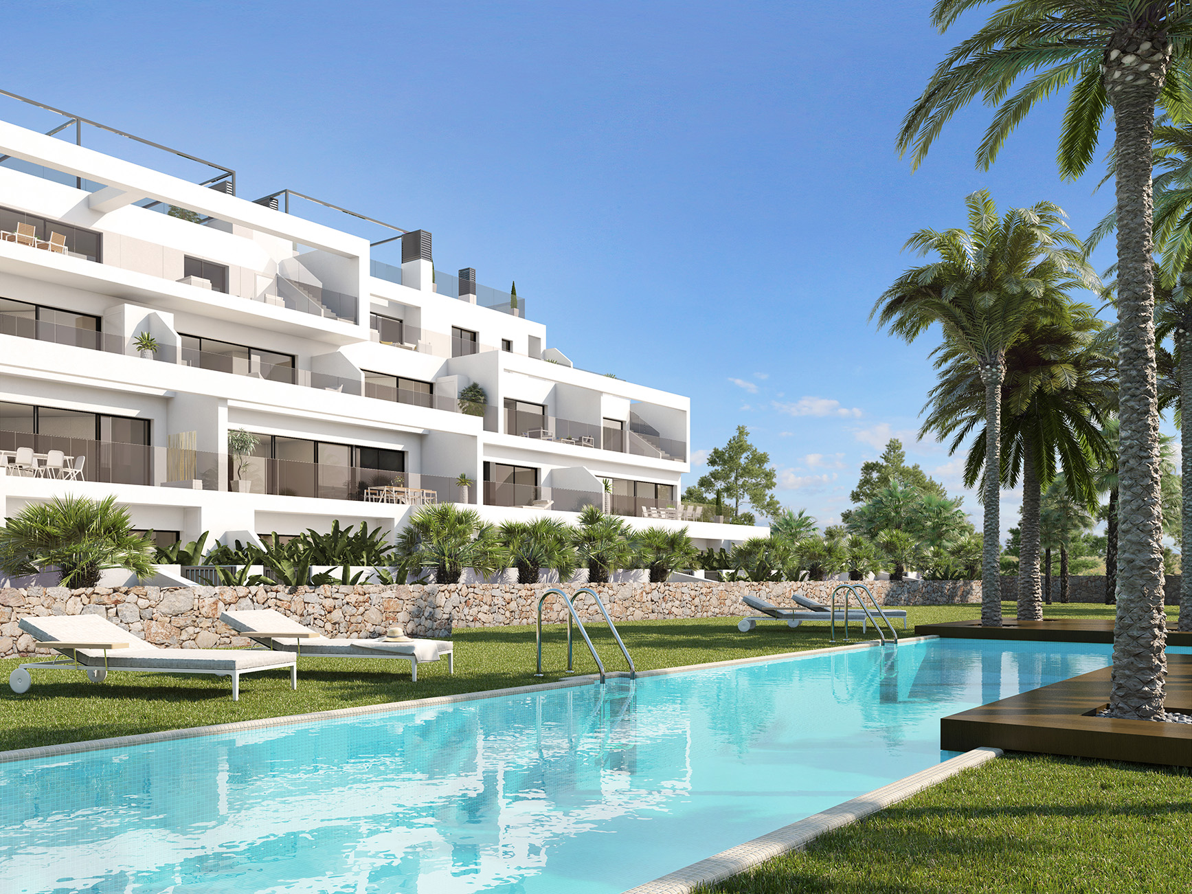 APARTMENT IN LAS COLINAS ALICANTE Golf Community